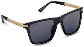 CAPRIO Regular lens Square Frame Sunglasses for Men