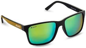 CAPRIO Polarized lens Square Frame Sunglasses for Men
