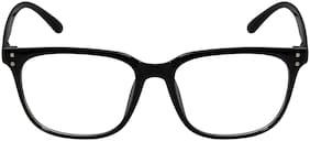 Cardon Black Wayfarer Full Rim Eyeglasses for Men - Pack of 1