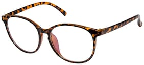 Cardon Tortoise Brown Round Full Rim EyeFrame