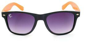 Clark N' Palmer Black Wayfarer Sunglasses