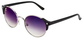 Clark N' Palmer Black Bug Eye Sunglasses