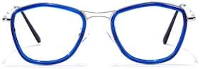 Coolwinks Blue Round Men Eyeglasses