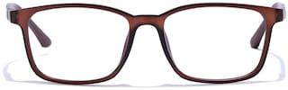 Coolwinks Brown Retrosquare Men Eyeglasses