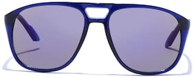 Coolwinks Purple Retrosquare Women Sunglass