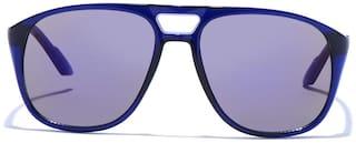 Coolwinks Purple Retrosquare Women Sunglass