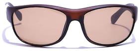 Coolwinks Unisex Wrap Around Sunglasses