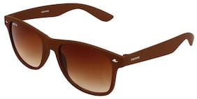4cb4232baa Creature Brown Wayfarer Sunglasses ( SUN-115 )