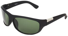 Creature Green Wrap Around Sunglasses ( SUN-119 )