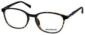 David Blake Tortoise Brown Cateye Full Rim EyeFrame