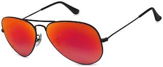 David Martin Men Aviators Sunglasses
