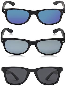 David Martin Unisex Wayfarers Sunglasses