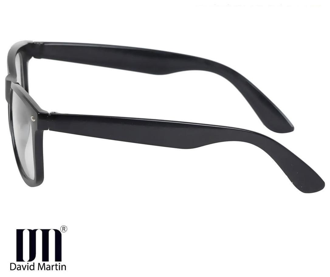 f640ed48259 Buy David Martin Anti-Glare Lens Unisex Combo of 2 Eyeglass Frame.Anti-Glare  Coating Improves Vision