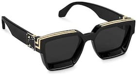 Davidson Jazz Manak Inspired Black Sunglasses