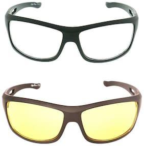 DAVIDSON Sports Frames Sunglasses For Men