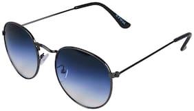 Davidson Men Aviators Sunglasses