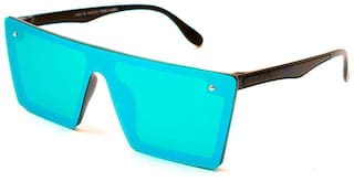 DAVIDSON Unisex Wayfarers Sunglasses