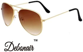 D DEBONAIR Men Aviators Sunglasses