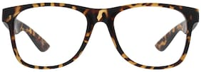 Eddy's Rectangular Unisex Stylish Frame