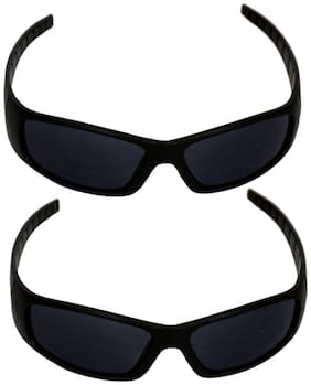 Edifier 100 % UV Protection Wrap Around Sunglassess for Men & Women