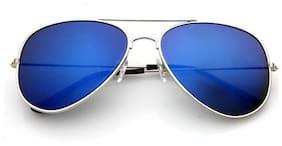 Ediotics Polarized lens Aviator Sunglasses for Women