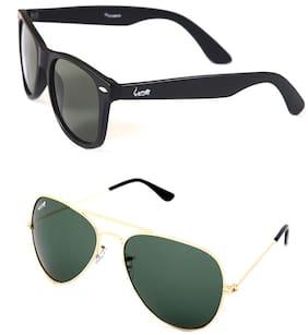 Elligator Multicolor Set of 2 Sunglasses