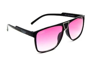 Els Pink Heart & Round Medium Sunglasses
