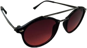 Els Regular lens Oval Frame Sunglasses for Women