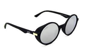 Els Silver Heart & Round Medium Sunglasses