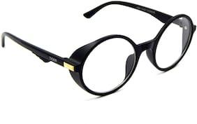 Els Regular lens Round Frame Sunglasses for Men - 1 sunglass & 1 hard case box