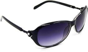 Els Regular lens Oval Frame Sunglasses for Women