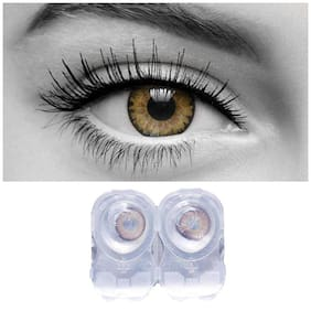 Ivonne Hazel Monthly Contact Lenses - 1 lens pack