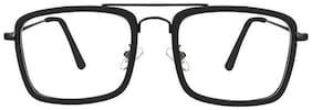 Eyeland Anti glare lens Square Frame Sunglasses for Men - 1