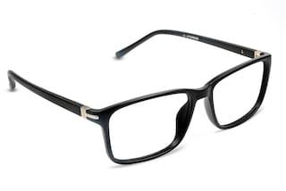 fc7099d00e9c EYEWEARLABS- Square Glasses Premium Specs Full Frame Eyeglasses For Men  Women Unisex