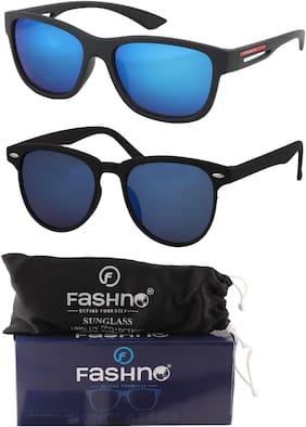Fashno Unisex Wayfarers Sunglasses