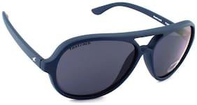 Fastrack Regular lens Aviator Sunglasses for Men , Soft cover & Lens cloth