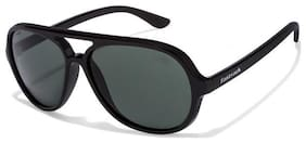 FASTRACK BLACK AVIATOR SHEET SUNGLASS