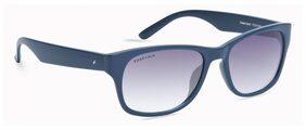 Fastrack Classic Full Rim Wayfarer Sunglasses For Men-PC001BK22