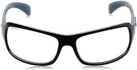 Fastrack Black Aviator Full Rim Eyeglasses for Men - 1 sunglasses