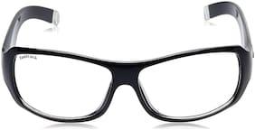 Fastrack Black Wrap around Full Rim Eyeglasses for Men - 1 sunglasses