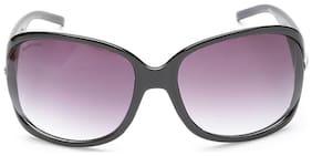 Fastrack Polarized lens Oval Frame Sunglasses for Women