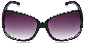 Fastrack Regular lens Oval Frame Sunglasses for Women