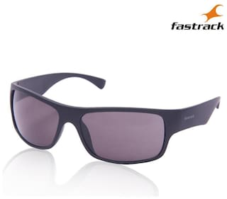 775c014af0 Buy Fastrack P192GR1 Oval Frame Sunglass Online at Low Prices in ...