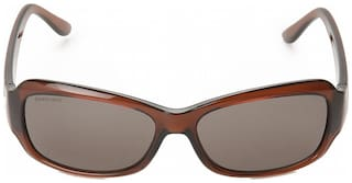 Fastrack Polarized lens Rectangular Frame Sunglasses for Women