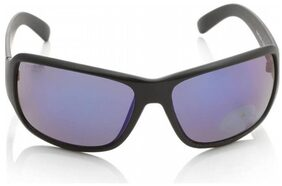 Fastrack P294BU2 Wrap-around Sunglasses