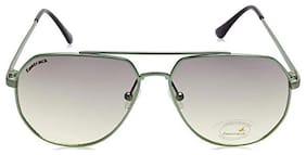 Fastrack Polarized lens Round Frame Sunglasses for Men - 1