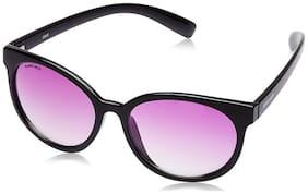 Fastrack Regular lens Round Frame Sunglasses for Women
