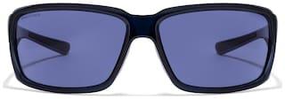 Fastrack Black Wrap around Full Rim Eyeglasses for Men - 1