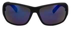 Fastrack Springers Wrap Sunglasses (Black) (P294BU2)