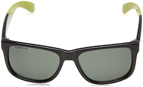 Fastrack Polarized lens Square Frame Sunglasses for Men - 1